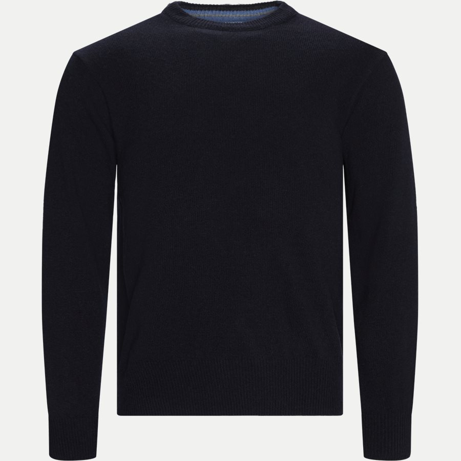 TRIESTE - Knitwear - Regular - NAVY MEL - 2